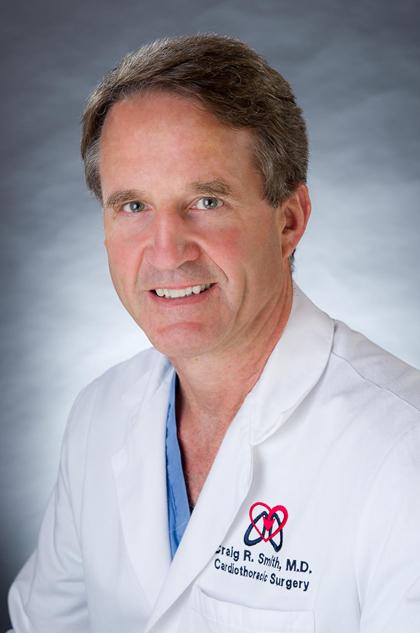 Craig R  Smith, MD | ColumbiaDoctors
