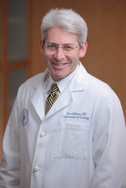 David M  Weiner, MD | ColumbiaDoctors