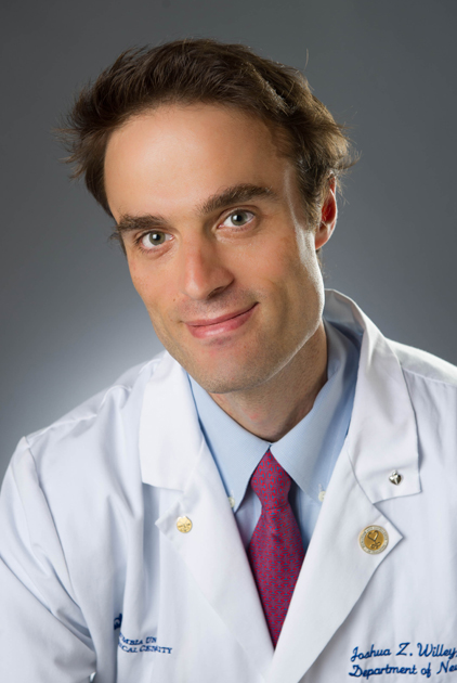 Joshua Z  Willey, MD, MS | ColumbiaDoctors